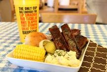 Lip Smackin' Fixins'! / by Dickey's Barbecue Pit