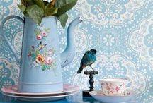 Vintage Design / lovely vintage patterns and designs