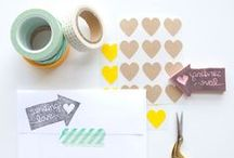 DIY Cards & Stationery / DIY ideas for make your own cards and stationery