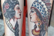 Tattoos / Inked. / by Chloe Munro