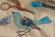 Embroidery Design / beautiful embroidery designs and tutorials
