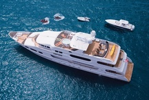 Luxury Transport: Jets, Cars and Yachts / by Elite Traveler
