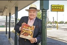 Mr. Dickey's Barbecue Cookbook / From smoked brisket and barbecue beans to smothered steak and grilled Gulf shrimp, Mr. Dickey's Cookbook will be your go-to for barbecue! / by Dickey's Barbecue Pit
