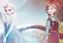 Disney/Frozen The Movie. / by 💋Blackrose💋