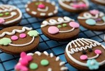 Gingerbread! / by 💋Blackrose💋