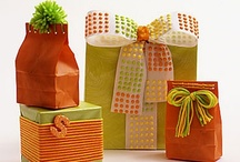 Gift Wrapping Ideas! / by 💋Blackrose💋