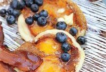 Yum yum - breakfast