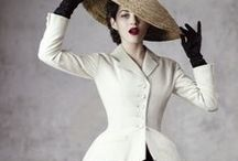 Tailored Women / Variations on the suit theme for women.   Inspiration for my Suit Brides!