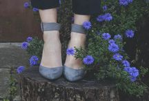 Shoes, Shoes, & More Shoes / Shoes that I wish were on my feet. / by Chloe Munro