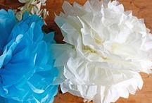 Wedding / Mariage / DIY your wedding day or other special events with these creative ideas. / Confectionnez vous-mêmes vos invitations et décoration pour votre mariage ou autre évènement spécial.