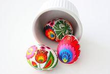 Pascua {Easter Crafts} / My favorite Easter Crafts. Una colección de mis manualidades de pascua favoritas