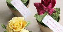 Mother's Day / Gifts & Things to Make for Mother's Day