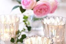 Wedding & Party Decor / beautiful décor ideas for weddings, parties & events