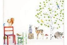 Home - Girl's Bedroom / decor for young/ teenage girl's bedroom who loves nature!