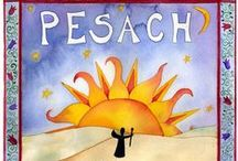 **FEAST ~ PASSOVER / Pesach** / Begins sunset of Friday, April 3, 2015 Ends nightfall of Saturday, April 11, 2015 No work permitted on April 4 - 5 and April 10 -11. Work is permitted only on April 6 - 9 with certain restrictions. Passover (Pesach) celebrates the deliverance of the Jewish people from slavery in Egypt. The Blood Sacrifice, the Cross. Leviticus 23:5 The fourteenth day of the first month Nisan. The Feast of Salvation, the blood of the Lamb delivers from slavery (the Jews from Egypt, the Christians from sin) / by Janet Marie