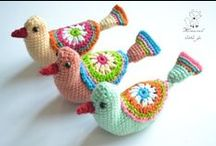 *CROCHET ANIMALS / by Janet Marie