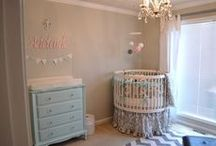 1st  nursery / by Mercedes Livi