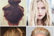 Hair Tips / easy hair ideas  / by Stephanie Zguris