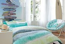 Bedroom Reno Ideas 2015 / Redesigning my bedroom with a beach/ocean/nautical theme