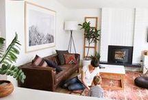 Living Room / Ideas for modern living rooms decor
