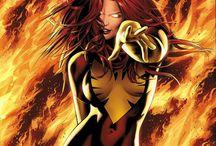 Favorite Superheroes & Heroines