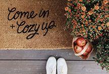 H o m e / Ideas to make your home cozy and beautiful