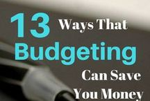 Budgeting / Everyone knows you need a budget.  But what's the best way to make one?  How do you stay disciplined and stick to it?  Here are some pins that will give you some inspiration.  Visit us at 1000waystosave.com for more.