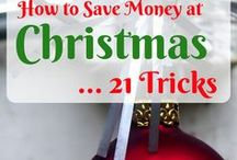 Christmas on the Cheap / Ho Ho ... oh no!  Christmas can cost a TON!  Don't let things get out of control.  Follow these tips to stick to your present budget.  Visit us at 1000waystosave.com for more.