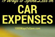 Drive for Less / Driving a car is not cheap.  Between the gas, insurance, repairs, and all the maintenance, your budget can really take a big hit!  Spare yourself the trouble by following these pins to save more.  Learn more by visiting us at 1000WaysToSave.com