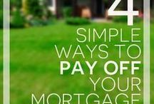 Mortgage no more! / The home is your castle.  And your castle is a whole lot better when its completely paid off!  Check out these tips for paying down your mortgage and becoming financially free.  Please check out 1000WaysToSave.com to learn more.