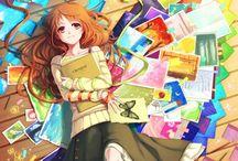 Anime • Manga • Chibi