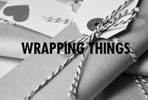 Wrapping things