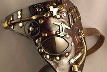 Steampunk / I love steampunk items, and I don't even own any!  / by Angelique