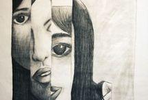 Art <3 / by Morgan Wolf