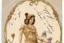 Art Nouveau / by Claire Lauren