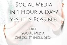 Inbox - Social Media Help / I have a small business in my home. I love collecting info to help those with a small business and a dream.
