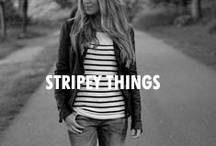 Stripey things