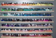 Nail polish / by ellabellalou