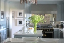 If you can't stand the heat... get out of the Kitchen / Ideas, materials, fittings, and fixtures to create the most inspired kitchen for my new home in Tennessee! Follow my Journey as Glamour Goes South! http://www.thedesignnetwork.com/viewSeries.php?series_id=18
