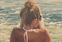 getting beachy / by Laura Rasche