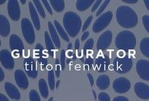 "Guest Curator: Tilton Fenwick Interior Design / Interior Design Firm Tilton Fenwick curated a collection of art. They call themselves ""Curators of Chic"" and we love what they picked / by UGallery"