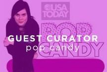 Guest Curator: Pop Candy / We're excited to bring you the curated collection of USA Today's Whitney Matheson, who writes the entertainment blog Pop Candy (popcandy.usatoday.com). She has used her pop-culture knowledge to handpick this collection, and we love what she has chosen. / by UGallery