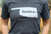 OklaHome / Things I love about my home state... / by Phoebe Cat