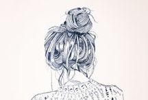 art / by Jessie Mires