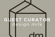 "Guest Curator: Design Milk / Ready for your daily dose of vitamin D (that's ""D"" for design!)? An online magazine dedicated to modern design, Design Milk offers what's new in art, architecture, interior design, furniture and decor, fashion and technology. Always fresh + never sour, Design Milk fills your thirsty cup to the brim with design finds from around the world. Drink up! / by UGallery"