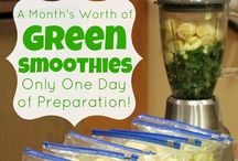 Smoothies / #Smoothie Recipes  / by Thrifty Foodies