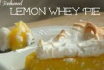 Whey Out! / Uses for whey in fermented foods, frozen desserts, and smoothies. / by Thrifty Foodies