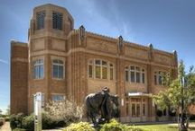 Uniquely Fort Worth / See images from the home of the National Cowgirl Museum and Hall of Fame - Fort Worth, Texas. / by National Cowgirl Museum and Hall of Fame