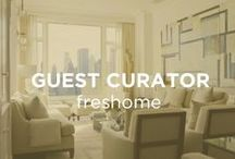 Guest Curator: Freshome / Freshome is an online magazine about modern design, architecture. art, style, creativity and everything that makes life less ordinary. Happy pinning, Freshome! / by UGallery