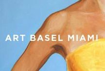 UGALLERY: Art Basel Miami / The ritzy art fair takes over Miami this week! We've assembled pieces from UGallery to bring the glitz & glam of the fair right to your home.   On Instagram? Come with us as we hit the streets of Miami! #UGatBasel #ABMB2013 / by UGallery